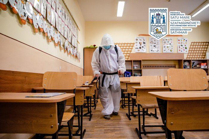 Școlile din municipiu, pregătite pentru inceperea noului an scolar