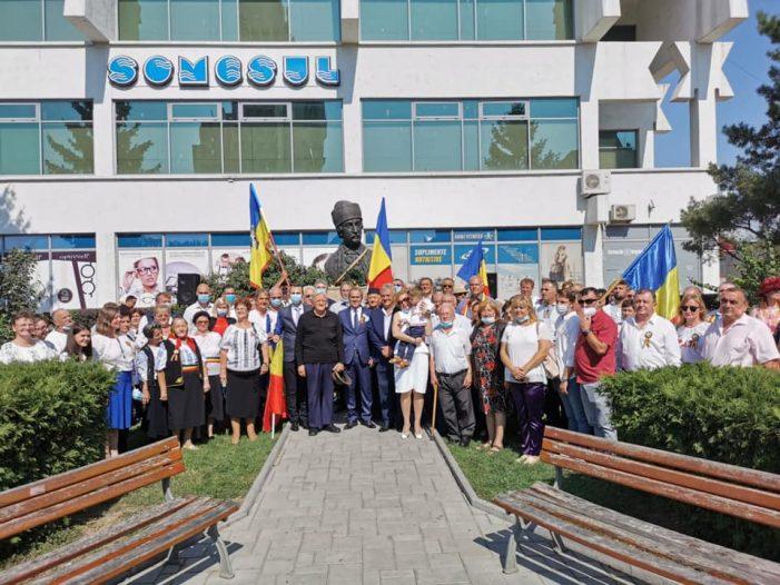 """""""Craisorul Muntilor"""", comemorat în centrul municipiului Satu Mare (Fotogalerie)"""
