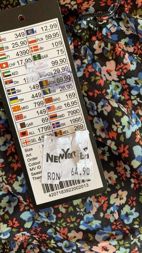 """Trăim în orașul minunilor ! A cumpărat un produs la """"reducere"""", dar a plătit mai mult decât prețul initial ! (Foto)"""