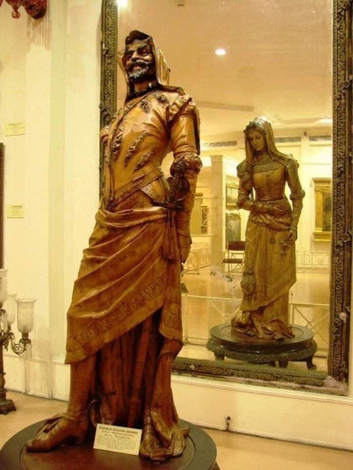 Unde se afla cea mai misterioasa statuie din lume ?