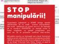 """Kereskenyi Gabor: """"UDMR atrage atenția sătmărenilor să nu cadă victima manipulărilor"""""""