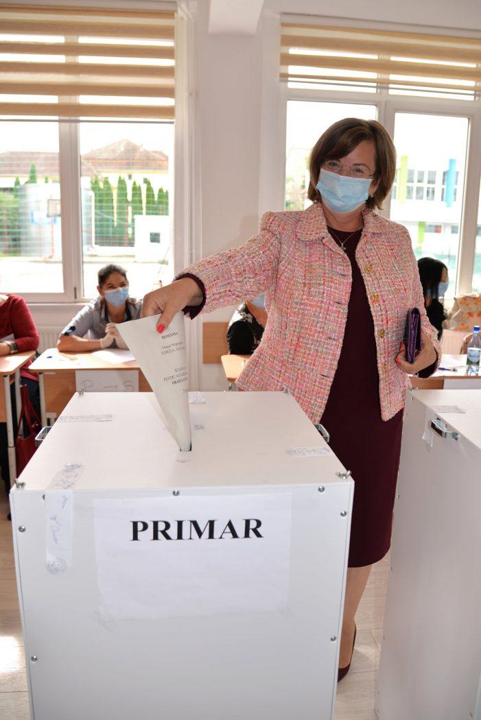 """Aurelia Fedorca: """"Am votat pentru o echipă care a confirmat"""""""
