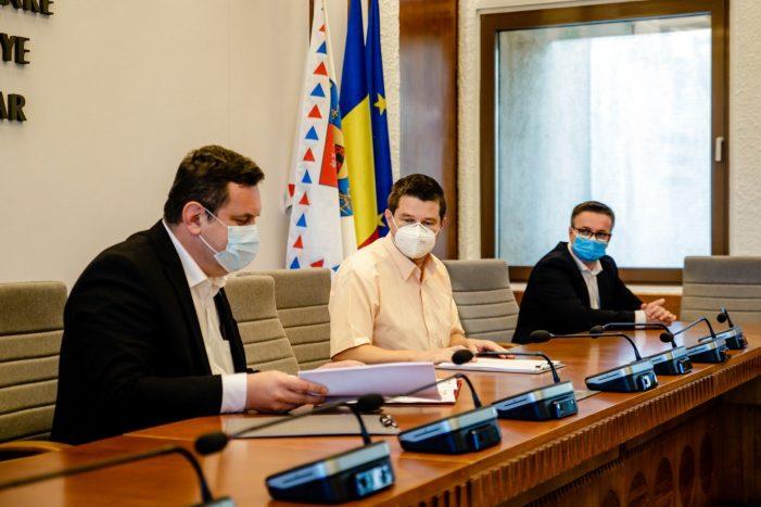 S-a semnat contractul ! Spital nou la Satu Mare. Va avea sase etaje si heliport ! (Foto)