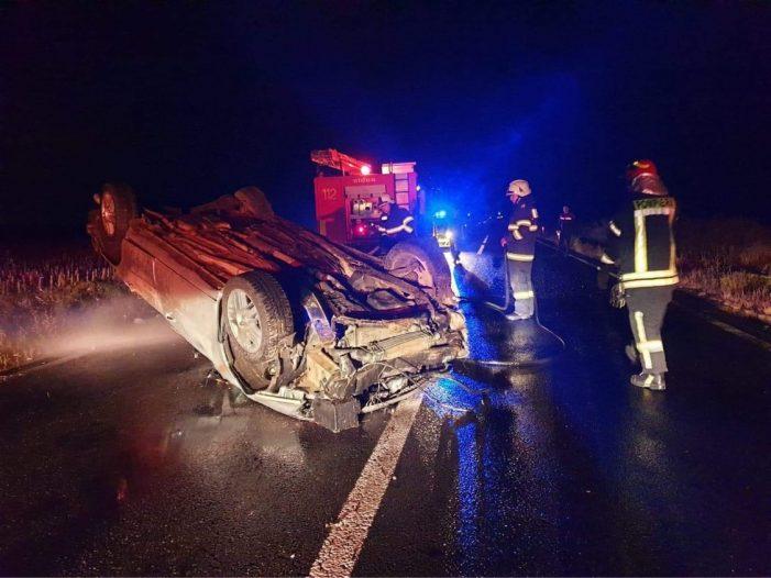 Ce spun politistii despre accidentul de la Ratesti ?