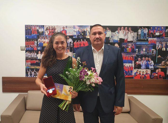 Oameni cu care ne mandrim ! Satmareanca Amalia Tataran, Maestru Emerit al Sportului ! (Foto)