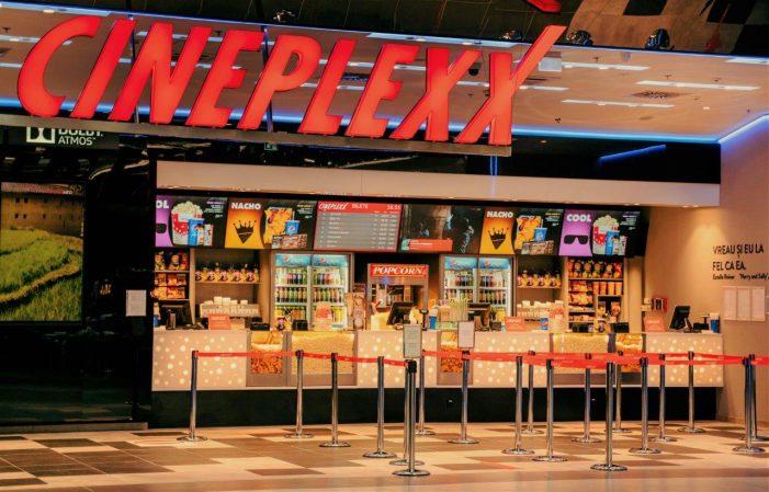 Cineplexx redeschide pe 15 septembrie. Vezi promotiile