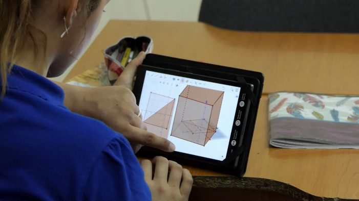Peste 200 de elevi de la Școala Gimnaziala Mediesu Aurit, continua Digitaliada ! (Foto)