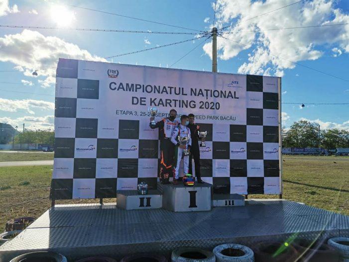 Satu Mare a dat campionul național la Karting ! Cine este acesta ?