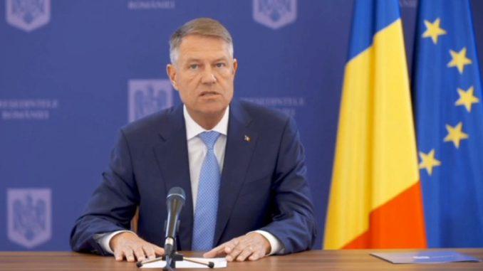 Iohannis vrea ca primarii să fie aleși în doua tururi