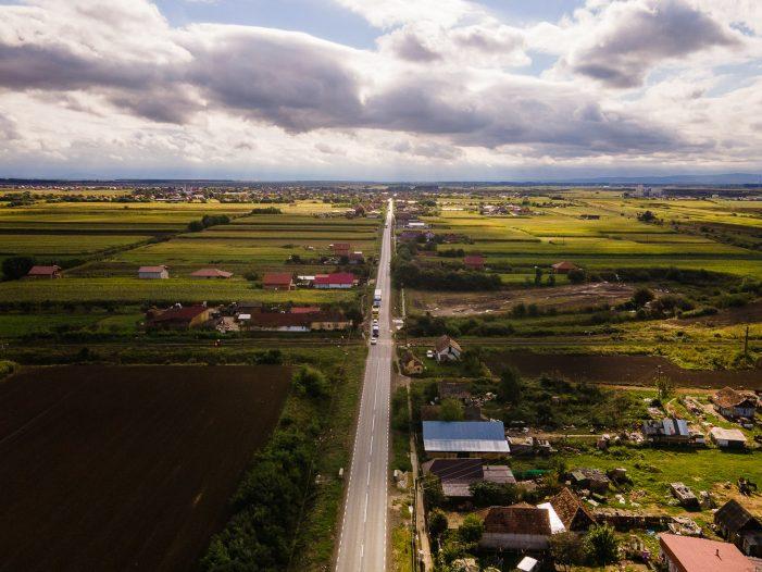 Drum recepționat de autorități. Lucrările au costat peste 3 milioane de lei ! (Foto)
