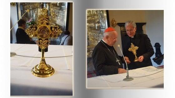 Moaștele Papei Ioan Paul al II-lea, furate