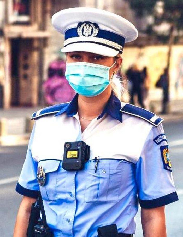 """Polițiștii, dotați cu bodycam-uri: """"Le veți vedea pe uniforme"""""""