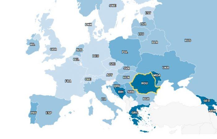 România, primul loc în Europa la credința în Dumnezeu