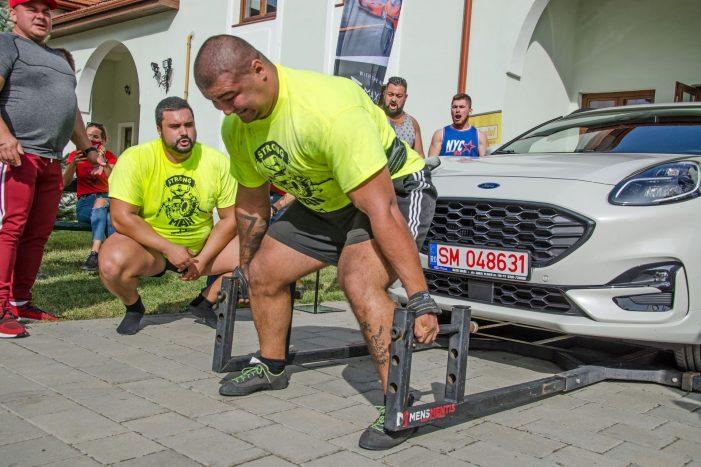 Ei sunt cei mai puternici ! Concursul Strongman Carei 2020 si-a desemnat castigatorii (Foto)