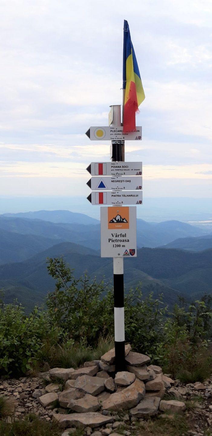 Încă trei trasee montane, omologate în judet. Vezi care (Foto)