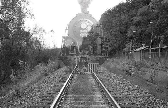 Inspaimantator ! Povestea trenului fantoma, la Carei !