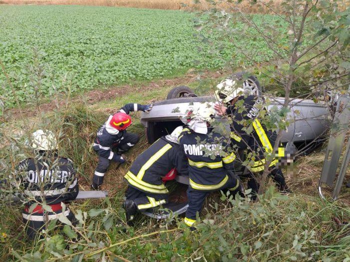 Ce spun pompierii despre accidentul de la Ciuperceni (Foto)