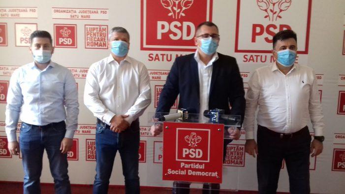 Cine sunt candidatii PSD Satu Mare pentru alegerile parlamentare. Listele complete