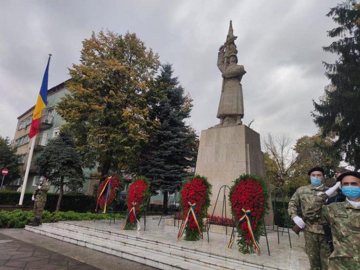 """Cum a fost sarbatorita """"Ziua Armatei Romane"""" la Satu Mare ?"""