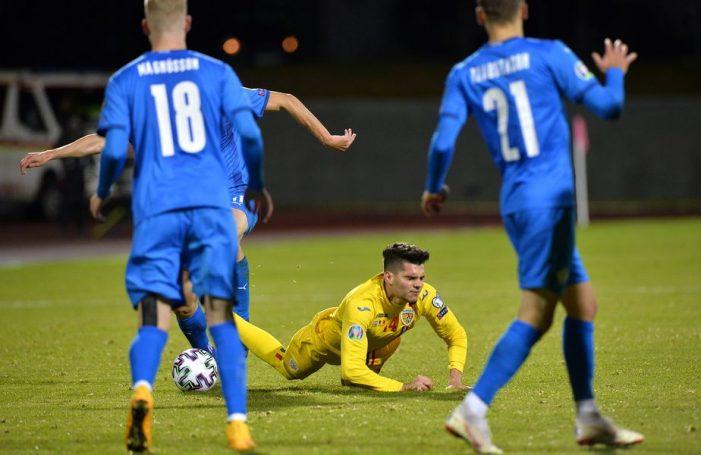 Fotbal: Romania a ratat calificarea la EURO 2020