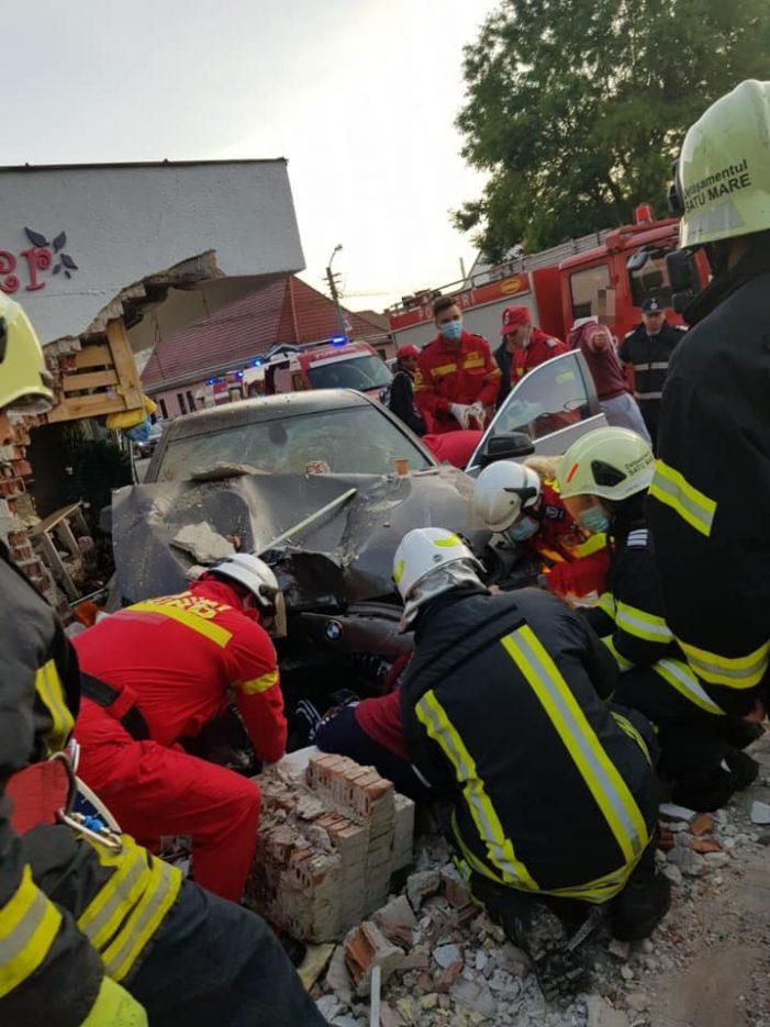 Femeia ranita in accidentul de langa Spitalul Vechi, a decedat !