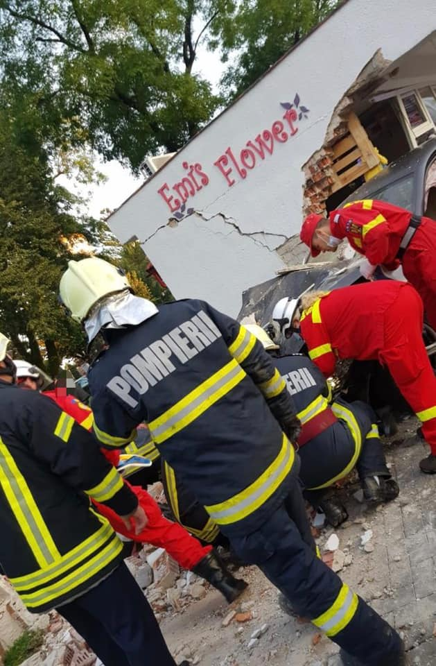 Dosar penal pentru ucidere din culpa, în cazul accidentului de lângă Spitalul Vechi (Foto)