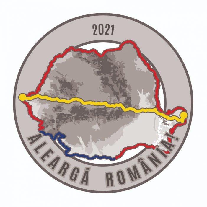 Înscrie-te la evenimentul virtual Aleargă România – ediția 2021!