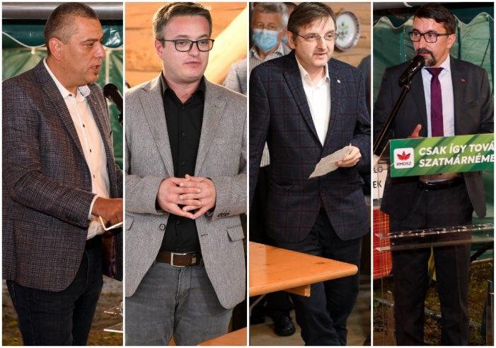 Ei sunt candidatii UDMR Satu Mare pentru parlamentare (Foto)
