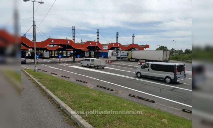 Restricţii de trafic pentru automarfare pe teritoriul Ungariei. Vezi când