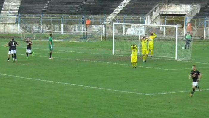 Fotbal: CSM Satu Mare pierde cu un autogol ! (Foto)