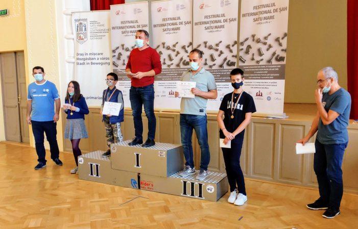 "Bighe Victor Nicolae (CS Voința) a câștigat Memorialul ""Vasile Marian"""