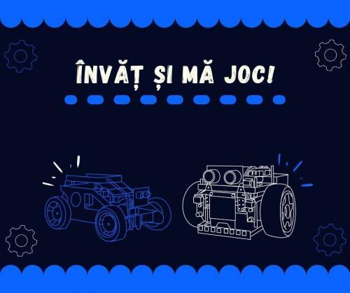 Proiect al eminescienilor satmareni: Robotica promovata printr-un eveniment online