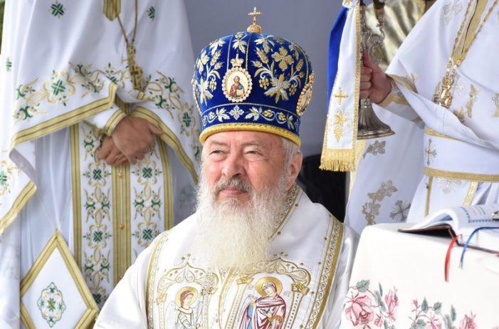 Mitropolitul Clujului, Maramureșului și Sălajului, confirmat cu COVID