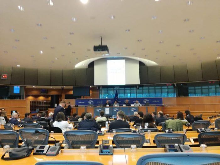 Caz fara precedent ! Parlamentul European se închide !