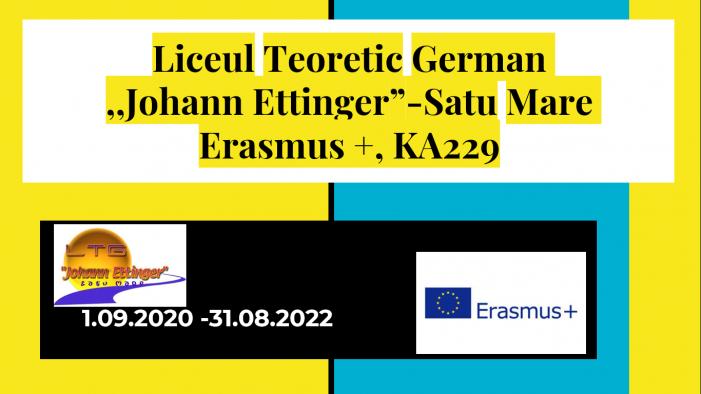 Liceu din Satu Mare, implicat in 6 proiecte Erasmus +. Vezi detalii