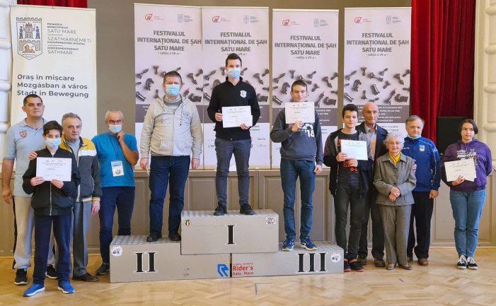"""Sebastian Ursan, cel mai tânăr câștigător al Memorialului """"Iuliu Szabo"""" (Foto)"""