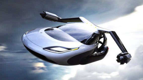 Mașina zburătoare e realitate ! A primit toate aprobarile !