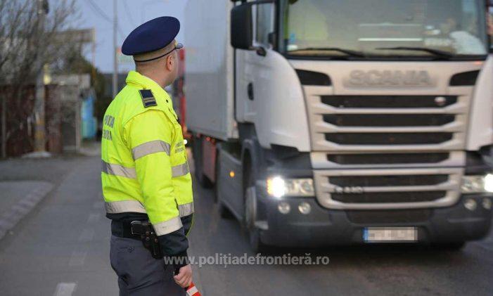 Traficul de TIR-uri, restrictionat în Ungaria
