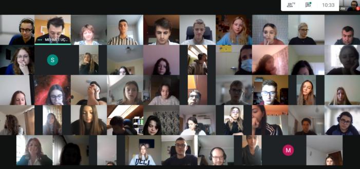 Elevii unui liceu din Satu Mare, implicați într-un proiect internațional