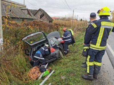 Ce spun pompierii despre accidentul de la Ciuperceni ? (Foto)