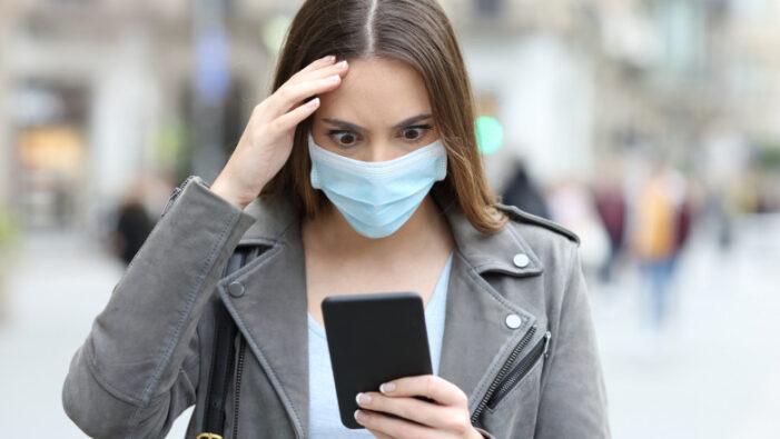 Aplicație care te avertizează dacă ai intrat în contact cu o persoană infectată cu Covid
