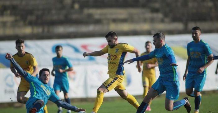 Fotbal: Minaur bate Satu Mare cu 4-0