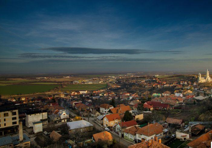 Orașul Tășnad și alte patru comune din județ, în scenariul rosu
