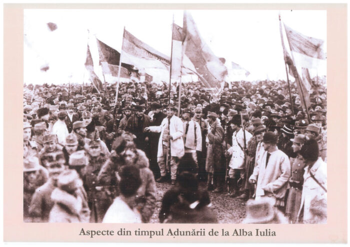1 Decembrie 1918. Satmareni la Adunarea de la Alba Iulia