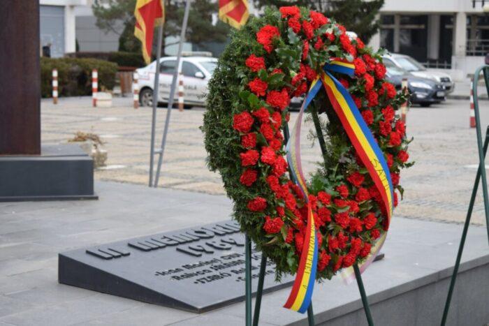 Eroii Revoluției din 1989, comemorati la Satu Mare (Foto)