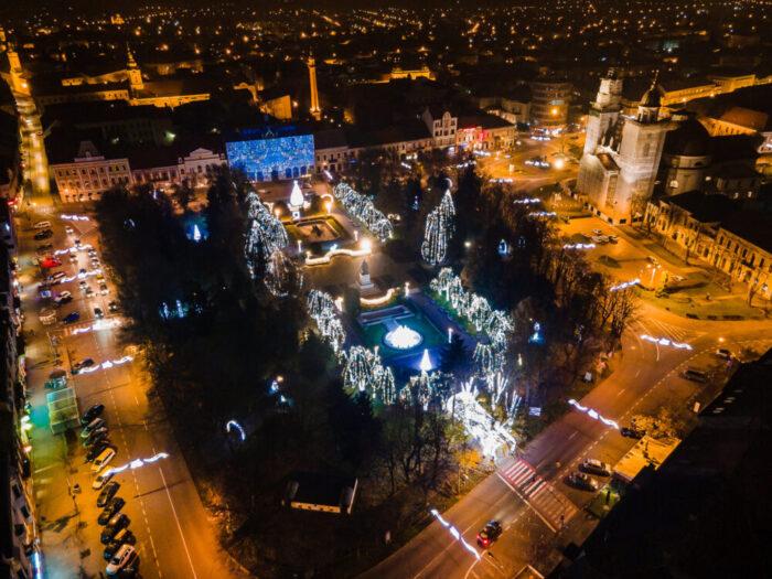 Revelion fără foc de artificii, în acest an, în municipiul Satu Mare