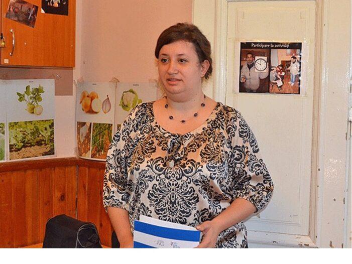 Recunoaștere. Cristina Bala distinsa cu un premiu național