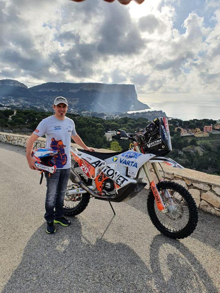 Mani Gyenes, pregătit pentru raliul Dakar 2021 (Foto)
