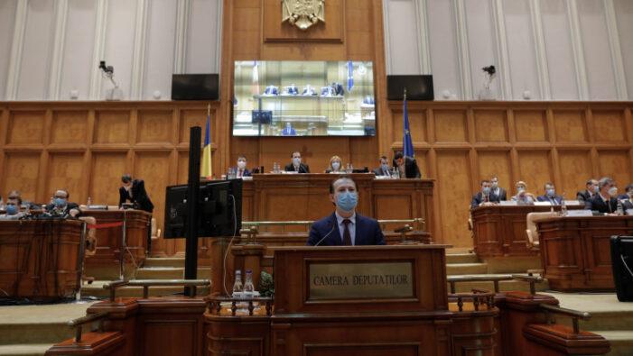 Iohannis a semnat decretul pentru numirea Guvernului