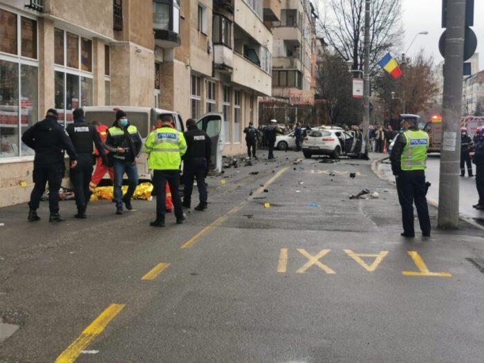 Se intampla in ziua de Craciun. Doi pietoni, omorati pe trotuar ! (Foto)